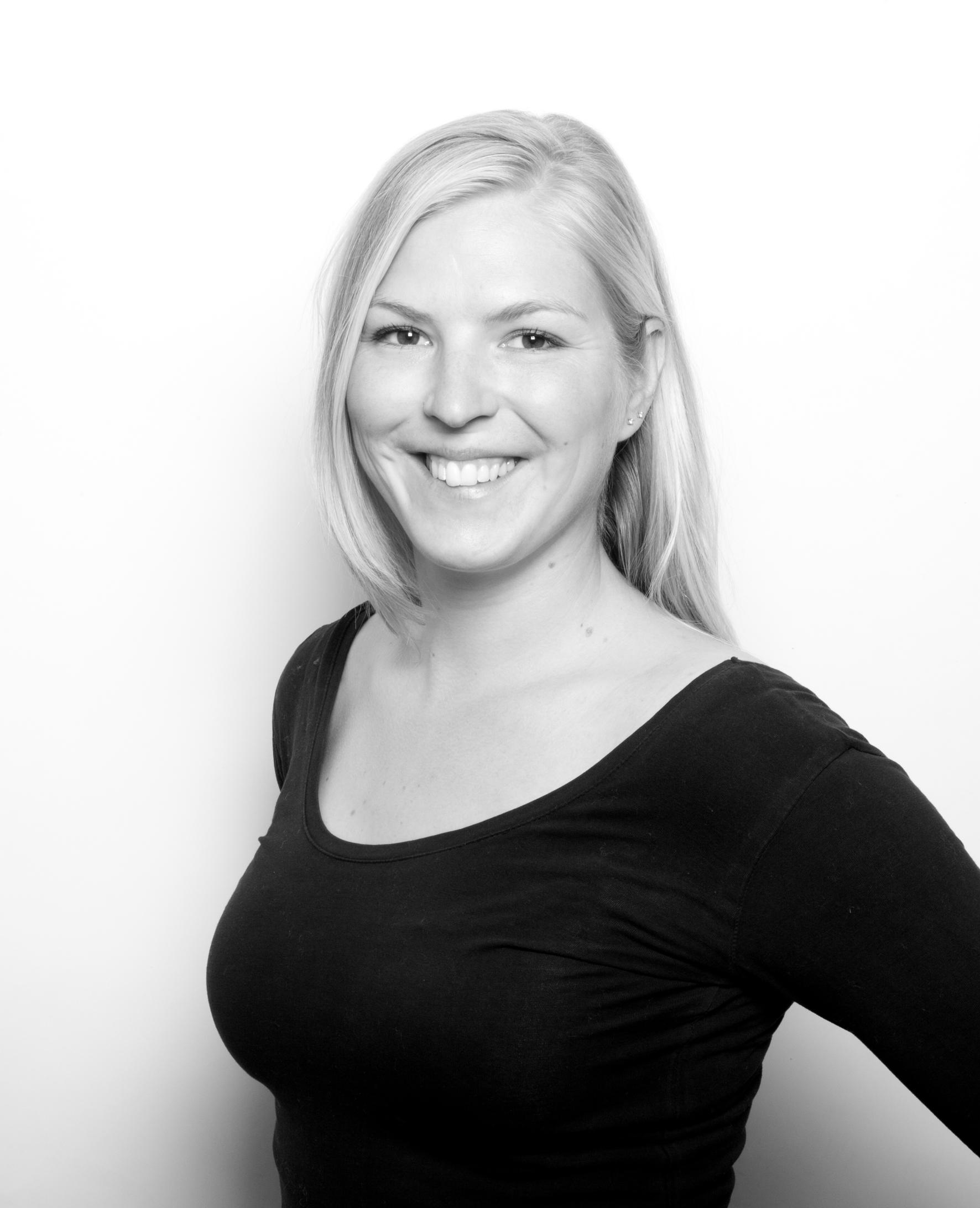 Nicoline Lund Gundtoft, projektleder